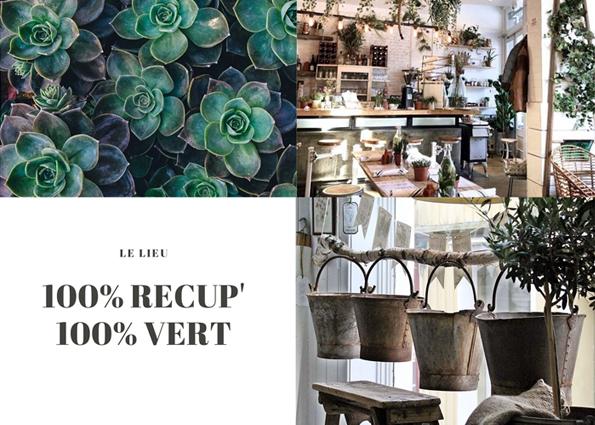 100%  Récup' - 100% Vert
